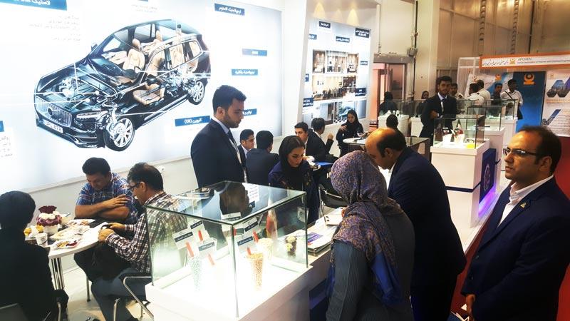 روز نخست نمایشگاه ایران پلاست