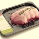 بسته بندی چند لایه گوشت