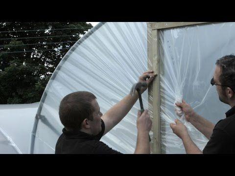 خزش در پوششهای گلخانه