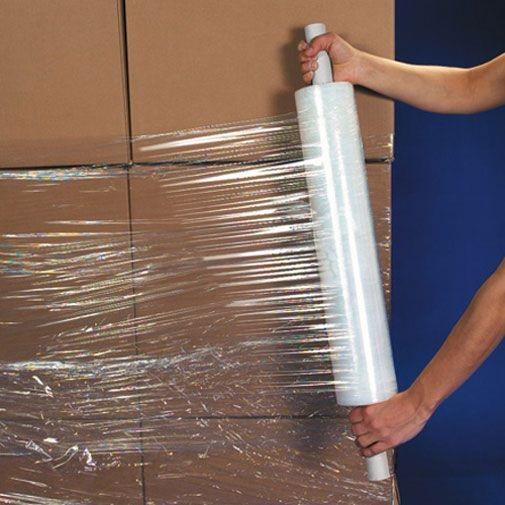راه حلی اقتصادی برای بسته بندی پالت ها - استرچ رپ