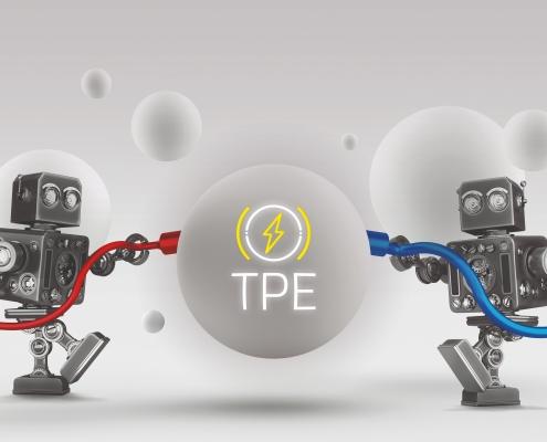 Conductive TPE